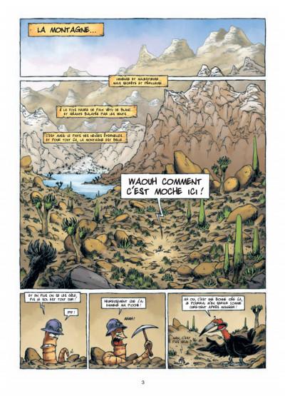 Page 1 les garnimos tome 3 - chaud effroi