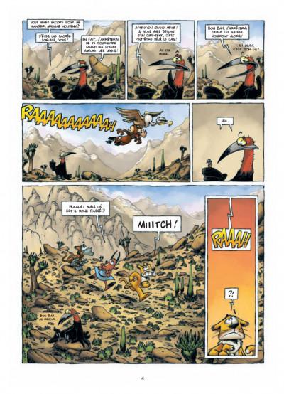 Page 2 les garnimos tome 3 - chaud effroi