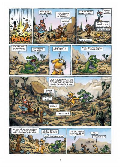 Page 3 les garnimos tome 3 - chaud effroi