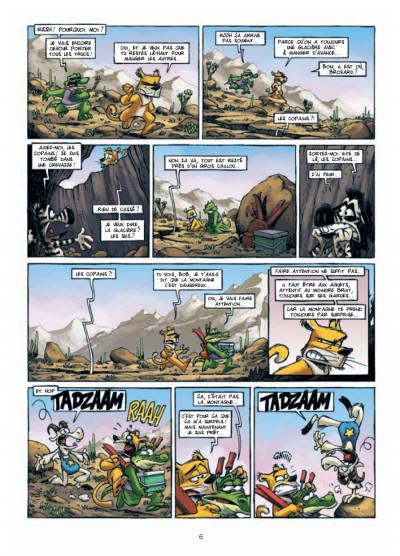 Page 4 les garnimos tome 3 - chaud effroi