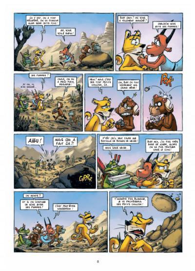 Page 6 les garnimos tome 3 - chaud effroi