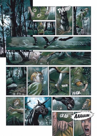 Page 1 le crépuscule de Tellure tome 2 - le duché de Richt