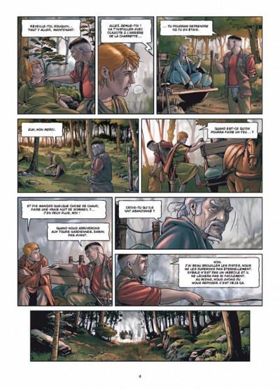 Page 2 le crépuscule de Tellure tome 2 - le duché de Richt