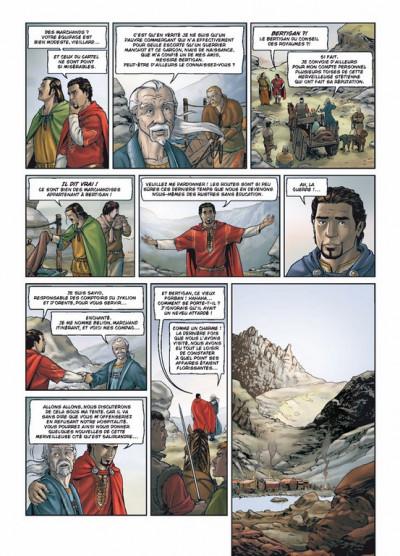 Page 5 le crépuscule de Tellure tome 2 - le duché de Richt