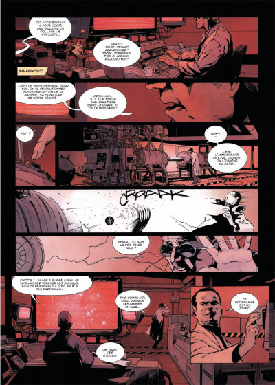 Page 1 indicible tome 1 - les dieux noirs