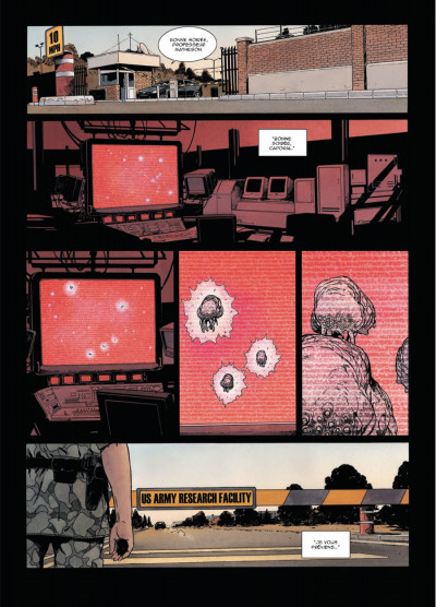 Page 2 indicible tome 1 - les dieux noirs
