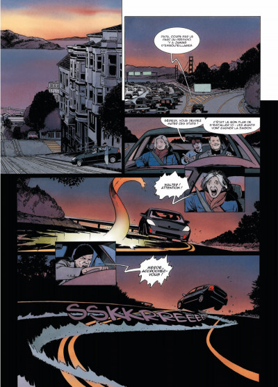 Page 5 indicible tome 1 - les dieux noirs