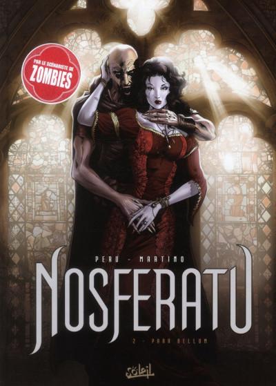 image de Nosferatu tome 2 - para bellum