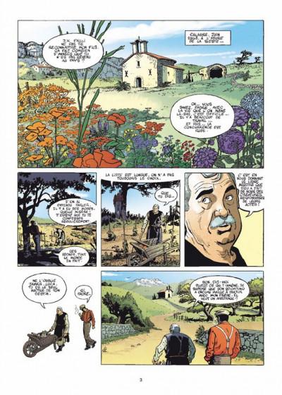 Page 1 le livre des destins tome 5 - la dernière page