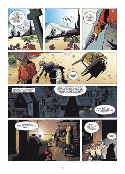 Page 2 le livre des destins tome 5 - la dernière page