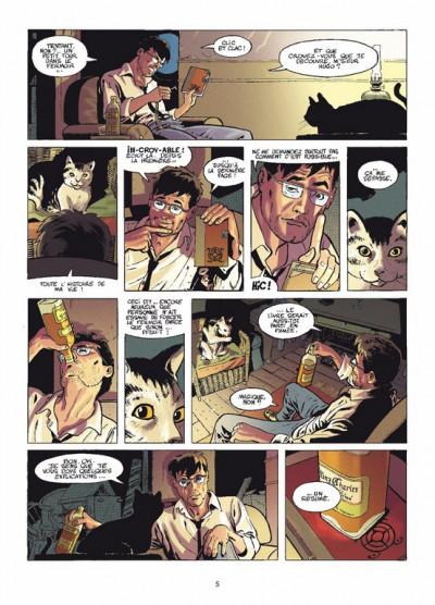 Page 3 le livre des destins tome 5 - la dernière page
