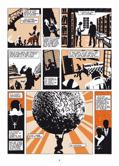 Page 4 le livre des destins tome 5 - la dernière page
