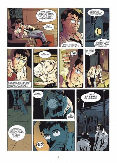 Page 5 le livre des destins tome 5 - la dernière page