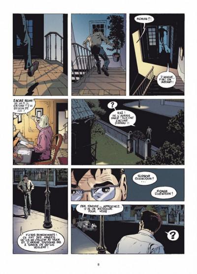 Page 6 le livre des destins tome 5 - la dernière page