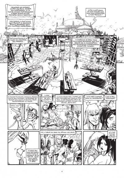 Page 2 Cixi de Troy - édition luxe - le secret de Cixi tome 3