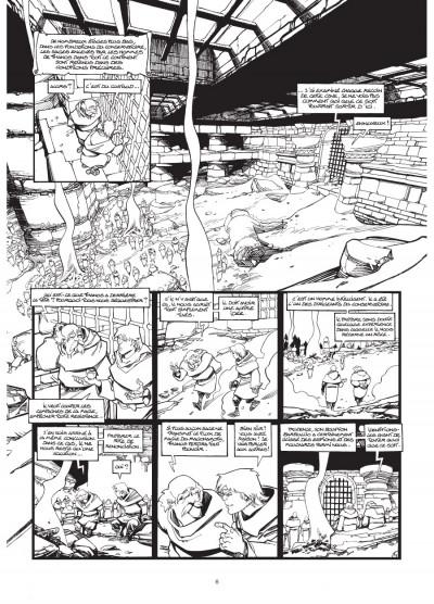 Page 4 Cixi de Troy - édition luxe - le secret de Cixi tome 3