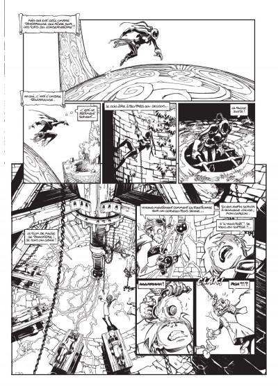 Page 5 Cixi de Troy - édition luxe - le secret de Cixi tome 3