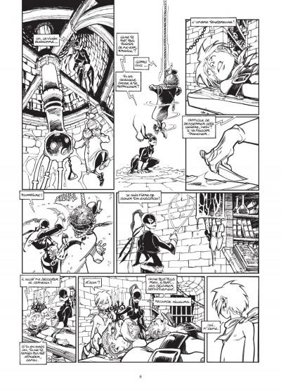 Page 6 Cixi de Troy - édition luxe - le secret de Cixi tome 3
