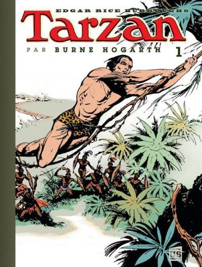 Couverture Tarzan tome 1