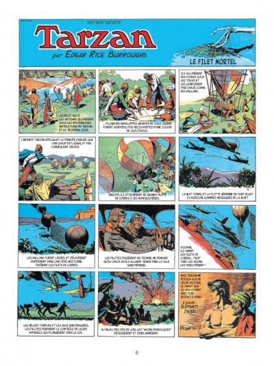 Page 3 Tarzan tome 1