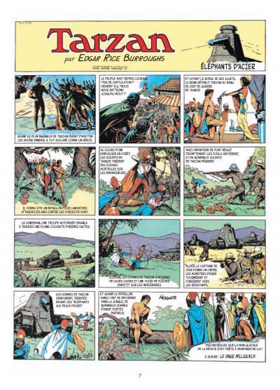 Page 4 Tarzan tome 1