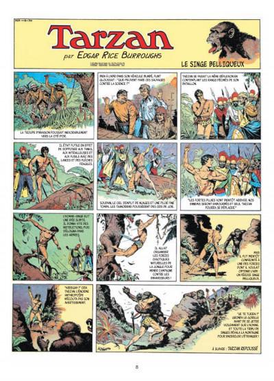 Page 5 Tarzan tome 1