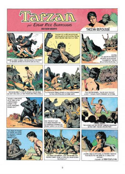 Page 6 Tarzan tome 1