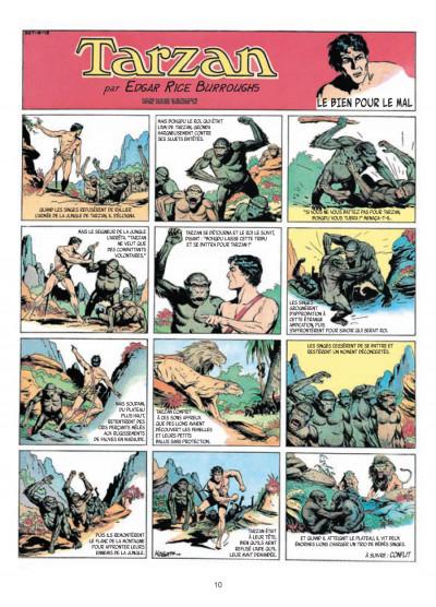 Page 7 Tarzan tome 1