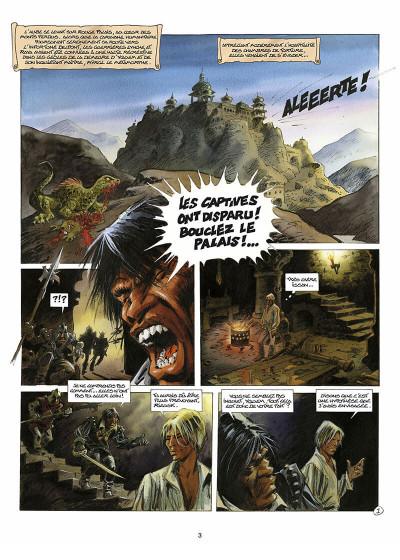 Page 4 les guerrières de Troy tome 2 - l'or des profondeurs