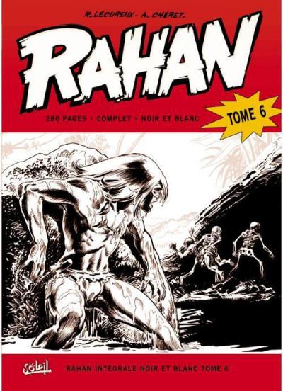 Couverture Rahan - intégrale noir et blanc tome 6