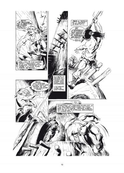 Page 6 Rahan - intégrale noir et blanc tome 6