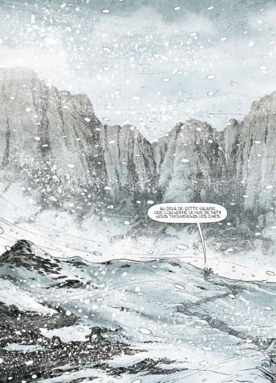 Page 2 Merlin la quête de l'épée tome 5 - Les dames du lac de feu
