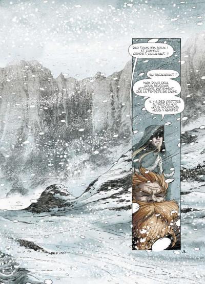 Page 3 Merlin la quête de l'épée tome 5 - Les dames du lac de feu