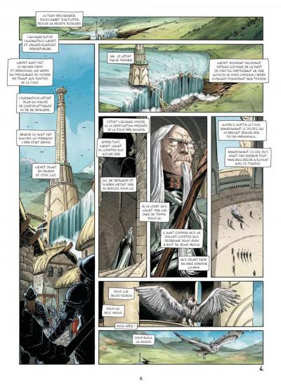 Page 4 Merlin la quête de l'épée tome 5 - Les dames du lac de feu