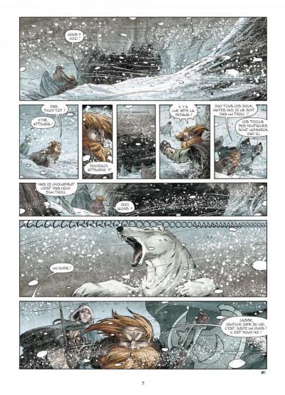 Page 5 Merlin la quête de l'épée tome 5 - Les dames du lac de feu