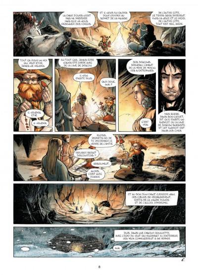 Page 6 Merlin la quête de l'épée tome 5 - Les dames du lac de feu