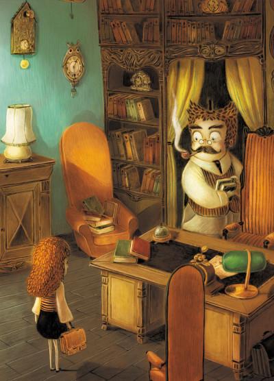 Page 5 Susine et le Dorméveil tome 1 - dans le monde d'avant