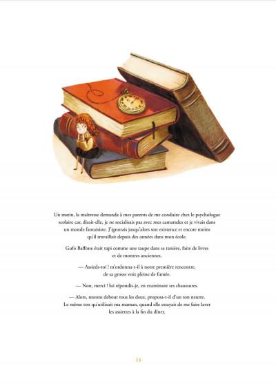 Page 6 Susine et le Dorméveil tome 1 - dans le monde d'avant