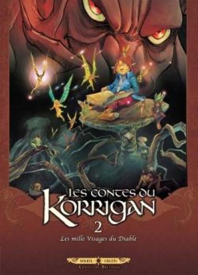 image de les contes du Korrigan tome 2 - les mille visages du diable (édition 2012)