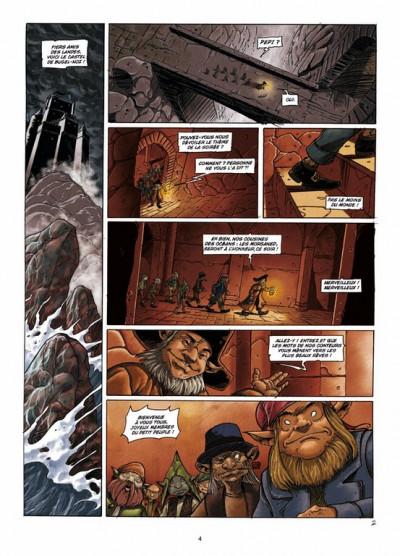 Page 2 les contes du Korrigan tome 3 - les fleurs d'écume (édition 2012)
