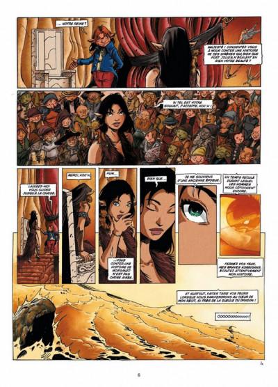 Page 4 les contes du Korrigan tome 3 - les fleurs d'écume (édition 2012)