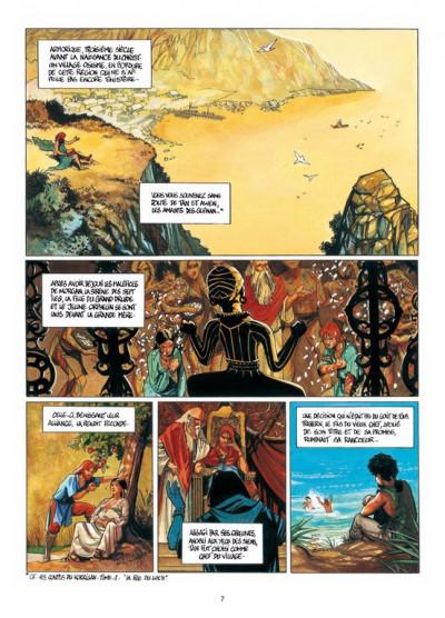 Page 5 les contes du Korrigan tome 3 - les fleurs d'écume (édition 2012)