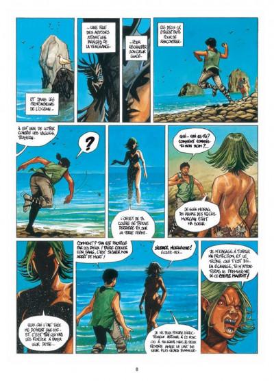 Page 6 les contes du Korrigan tome 3 - les fleurs d'écume (édition 2012)