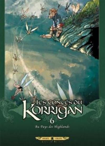 image de les contes du Korrigan tome 6 - au pays des Highlands (édition 2012)