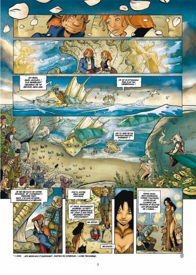 Page 1 les contes du korrigan tome 8 - Les Noces Féériques (édition 2012)