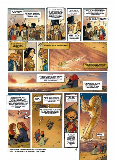 Page 3 les contes du korrigan tome 8 - Les Noces Féériques (édition 2012)