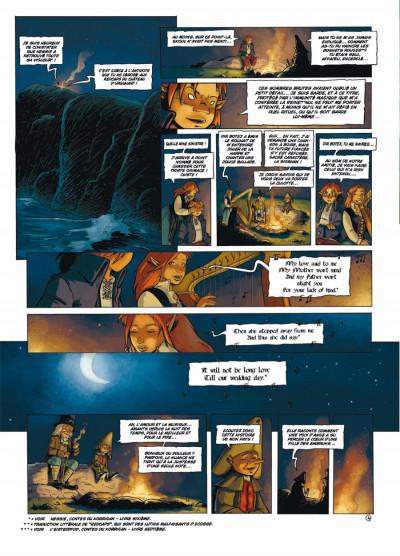 Page 4 les contes du korrigan tome 8 - Les Noces Féériques (édition 2012)