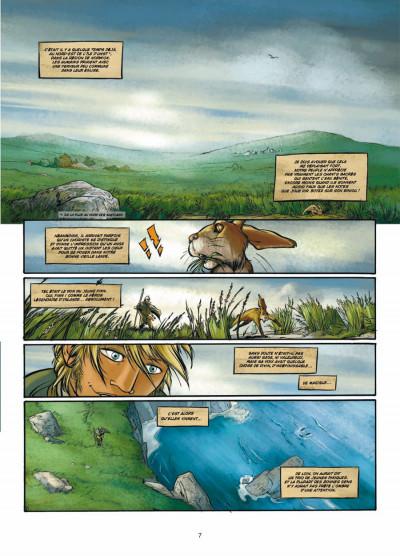 Page 5 les contes du korrigan tome 8 - Les Noces Féériques (édition 2012)