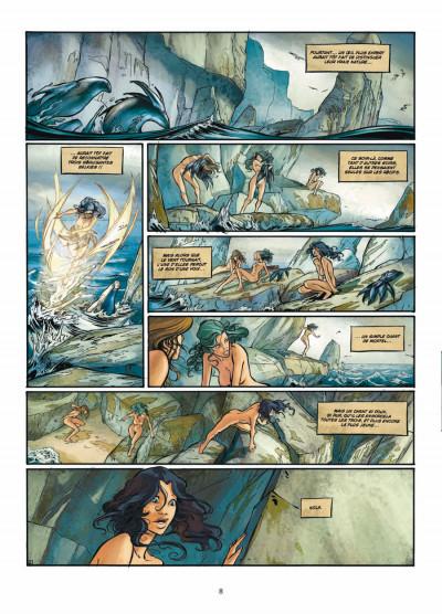 Page 6 les contes du korrigan tome 8 - Les Noces Féériques (édition 2012)