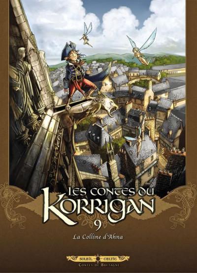 image de les contes du Korrigan tome 9 - la colline d'Ahna